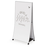 Ogee Curved Easel