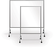 Essentials Mobile Clear Divider